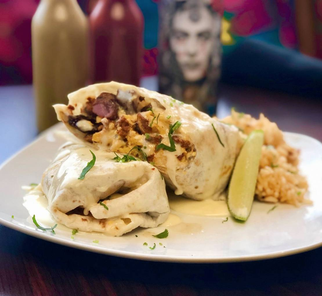 Lunch Special of The Week: $8 Burrito