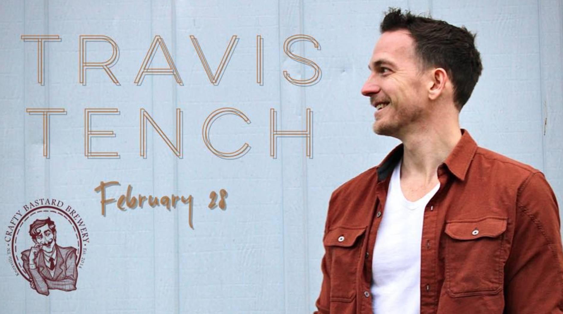 Live Music w/ Travis Tench