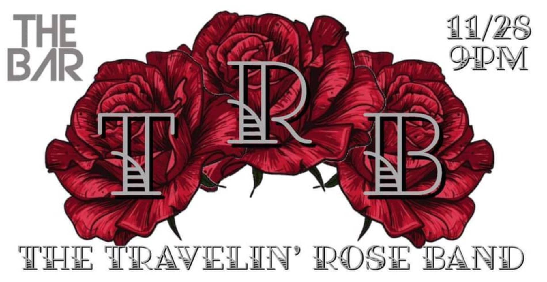 Live Music w/ The Travelin' Rose Band