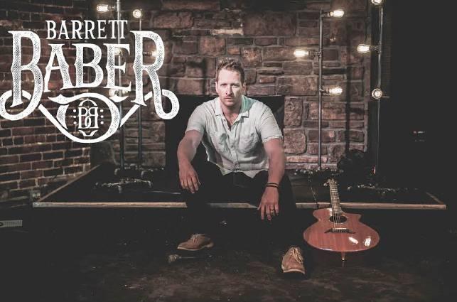 Live Music w/ Barrett Baber