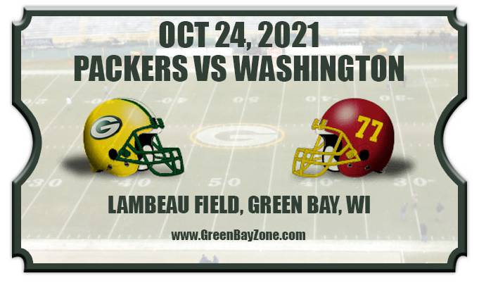 Packers v Washington