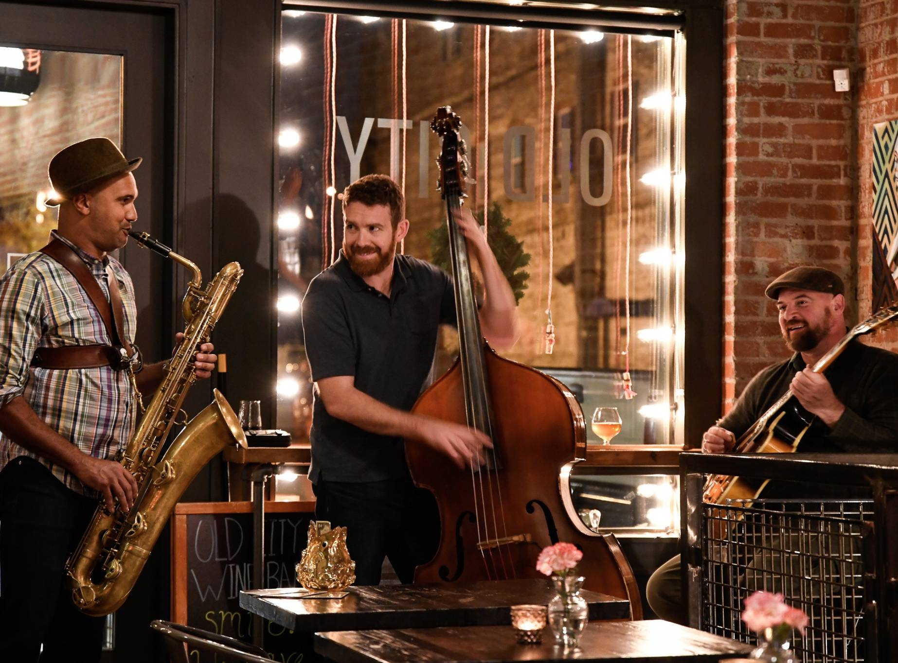 Jazz in the Old City w/ Frog & Toad Trio