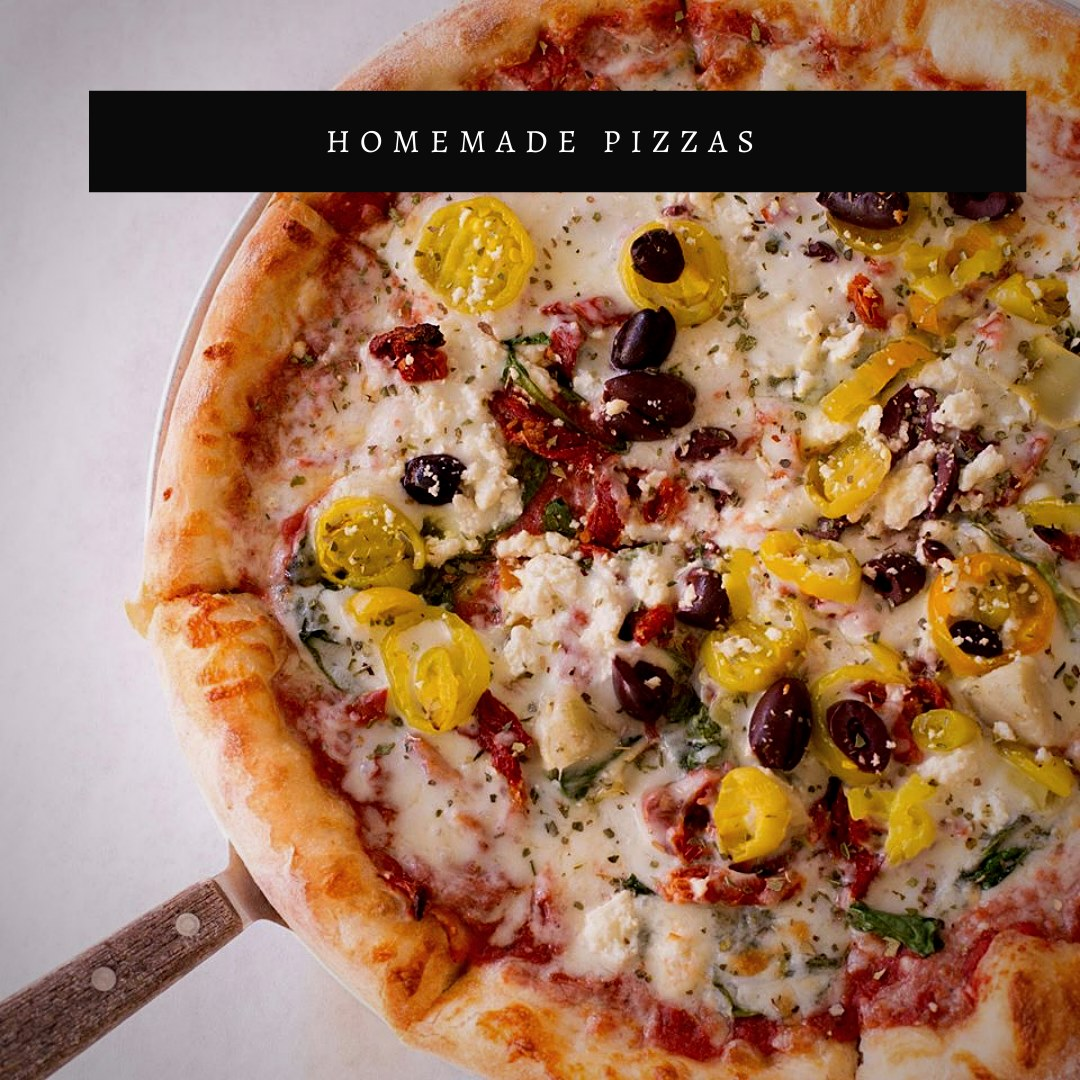 """Tuesday $8 Lunch Special! 10"""" 1-Topping Pizza"""