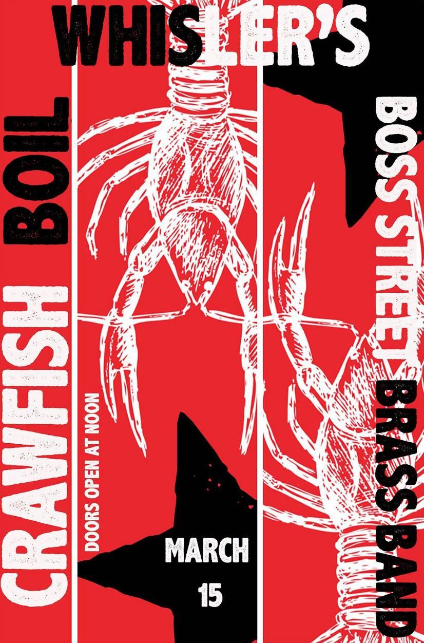 Crawfish Boil w/ LIVE MUSIC