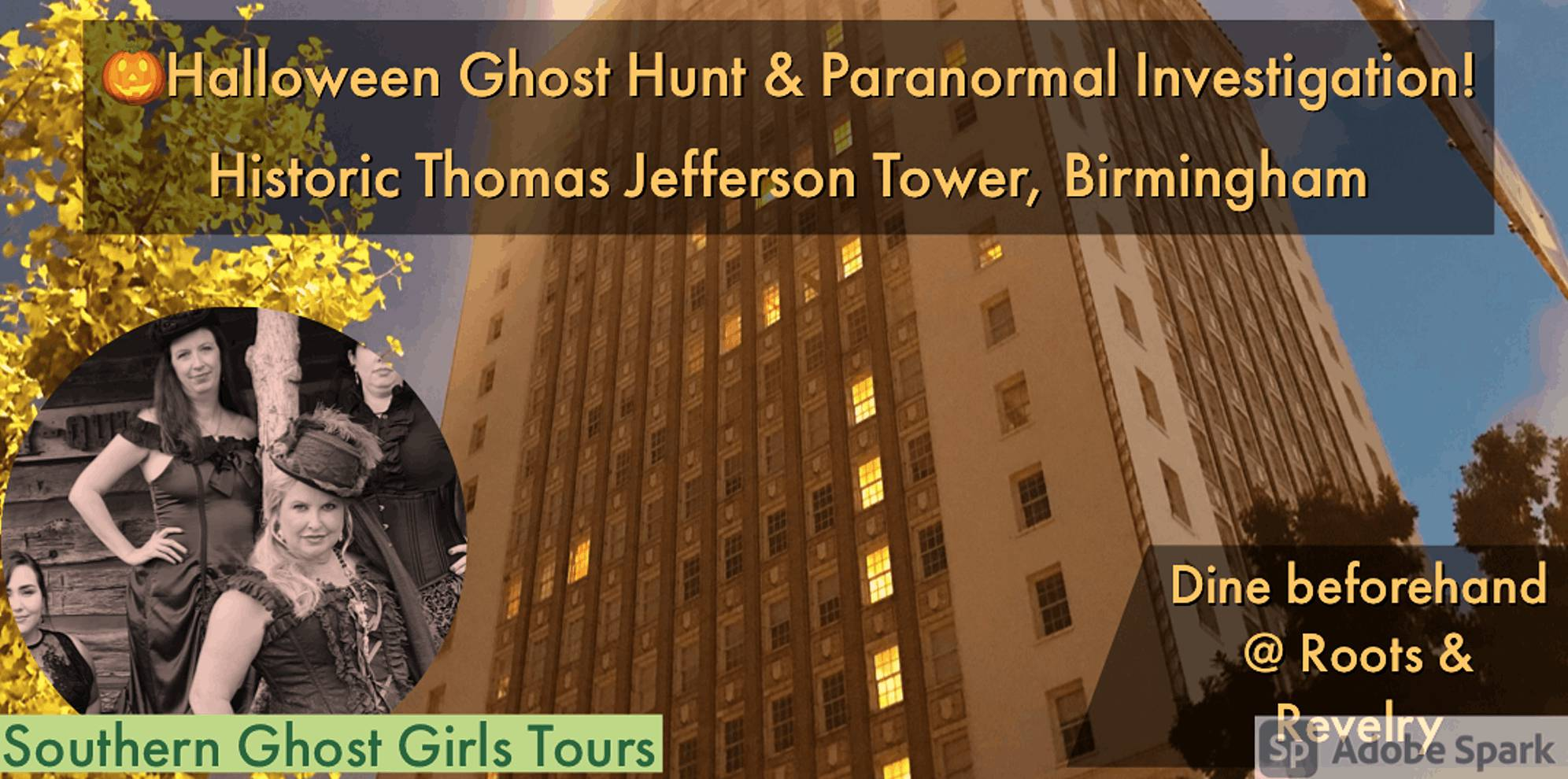 Halloween Ghost Hunt Paranormal Investigation