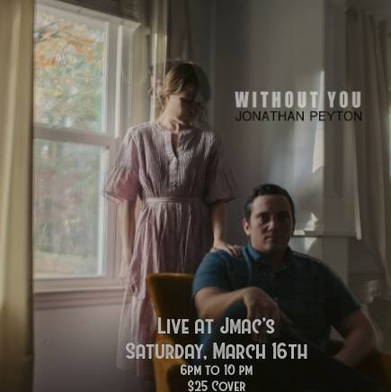 Jonathan Peyton Live @ JMac's