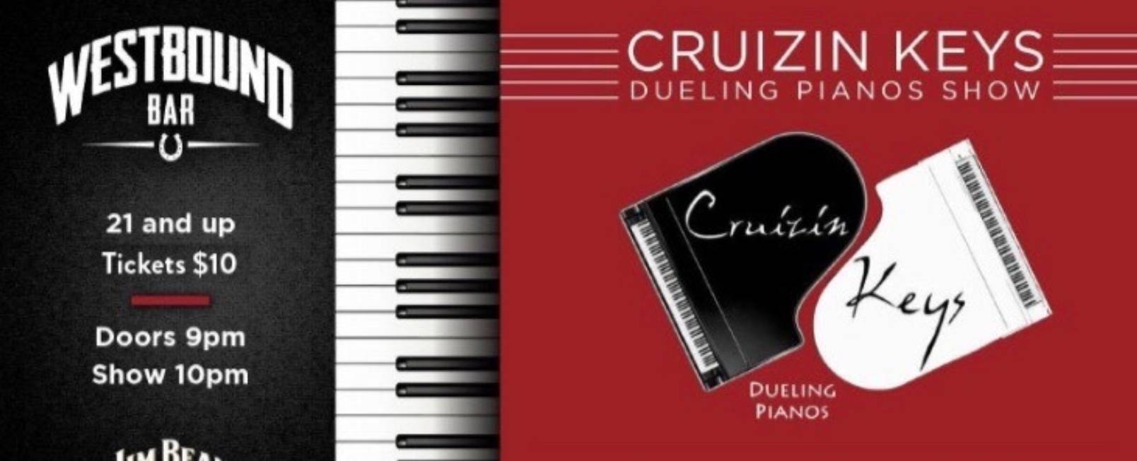 Cruizin Keys Dueling Pianos Show