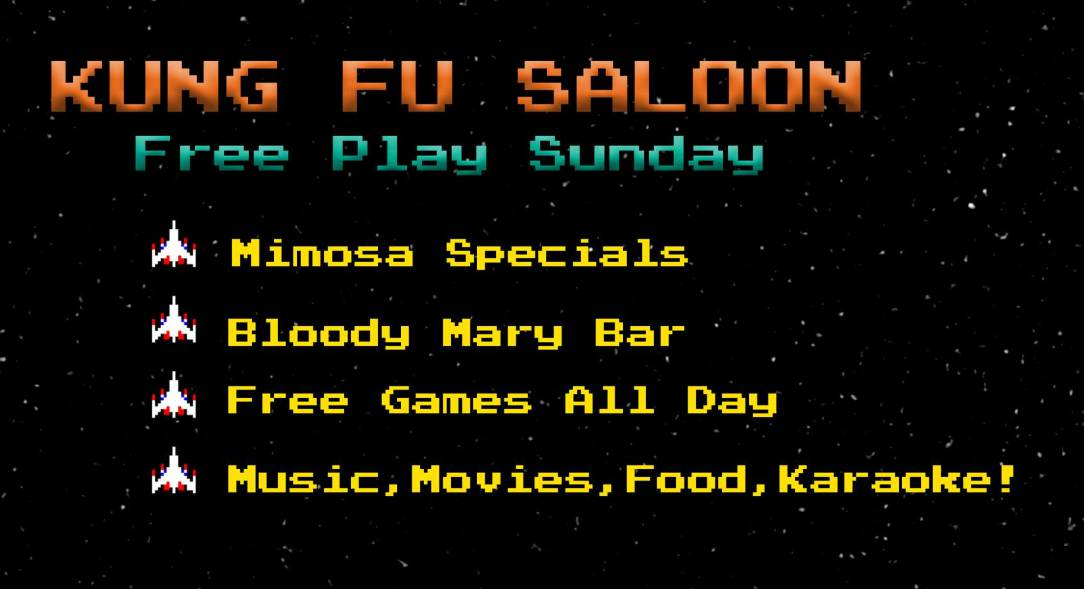 Free Play Sunday