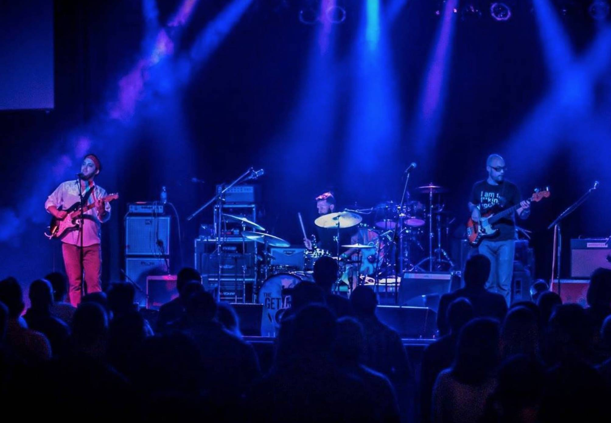 Get Right Band, Identikit & Stonecutters