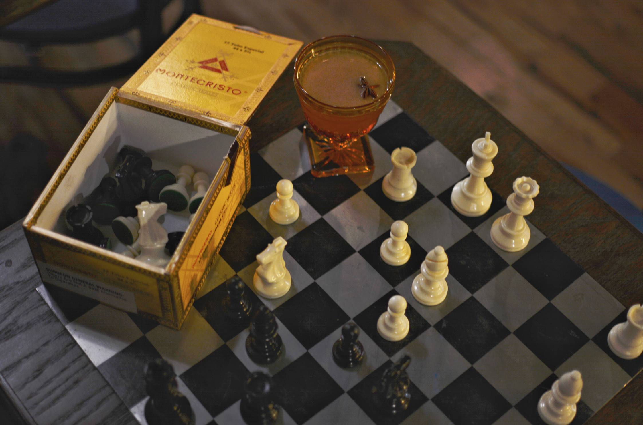 Tequila Tuesday & Chess Knight