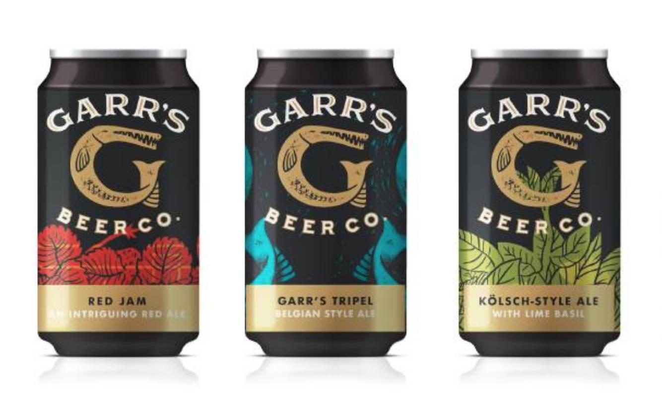 Garr's Brewing Co. Beer Tasting
