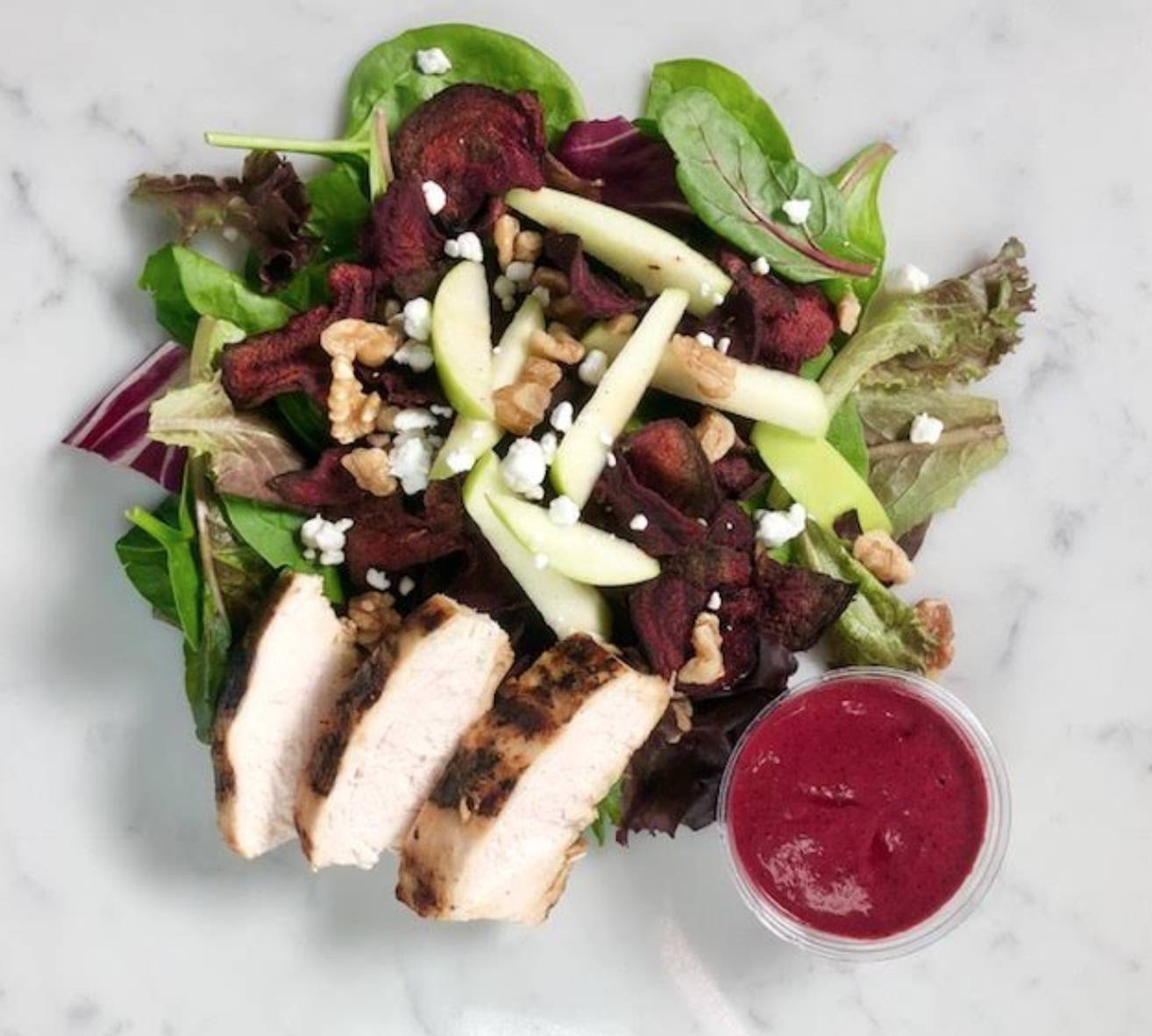Special of The Week: Ruby Falls Salad