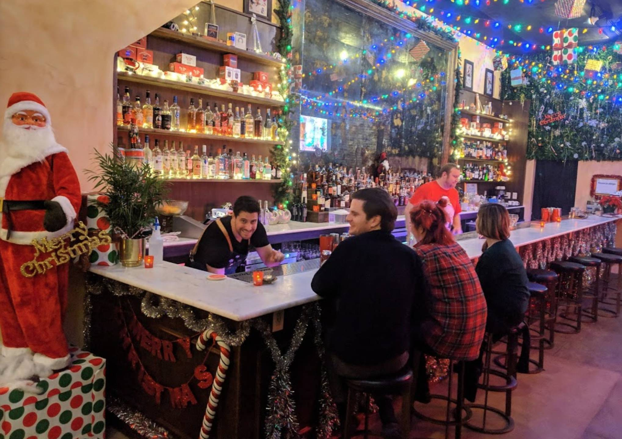 Miracle on 24th St Pop Up Bar
