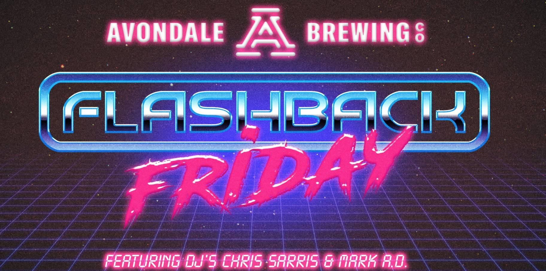 Flashback Friday w/ DJs