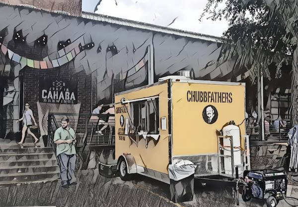 Chubbfather's Food Truck