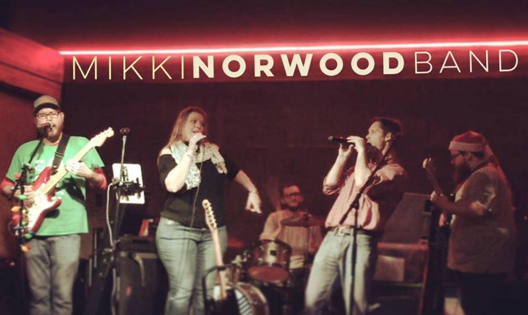 Live Music w/ Mikki Norwood
