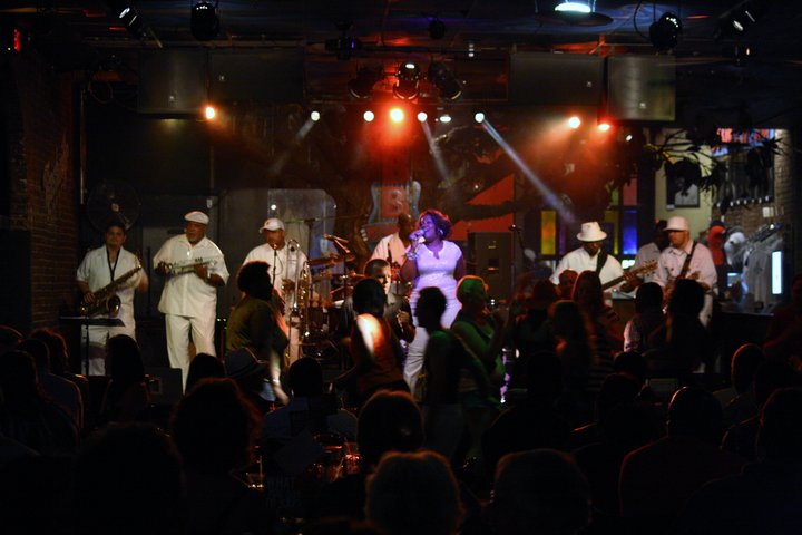 Live Music with The BB Kings Blues Club All-Star Band & more