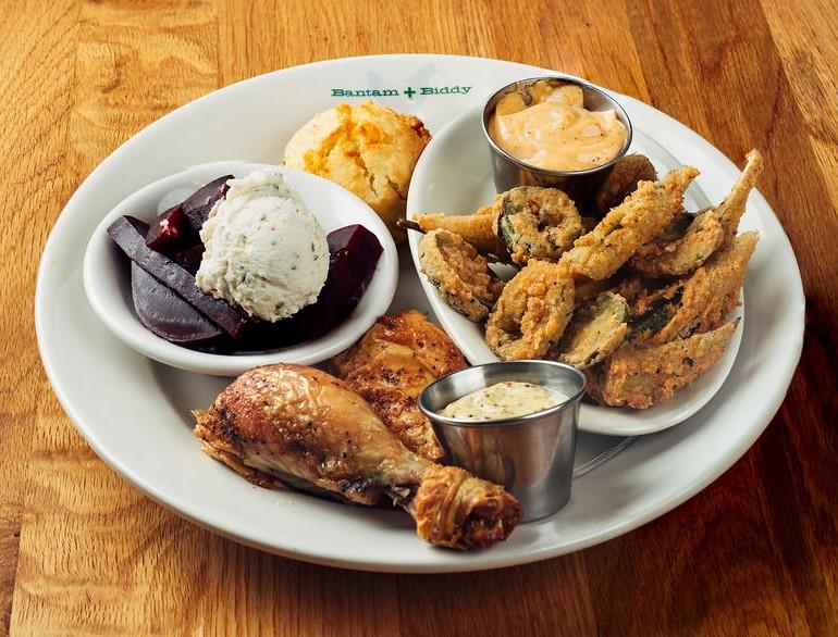 Sunday Night Special: Fried Chicken