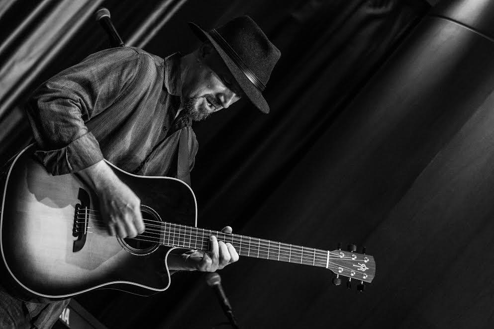 Live Music with Brian Ashley Jones