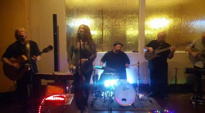 Live Music with Courtney Daly Band