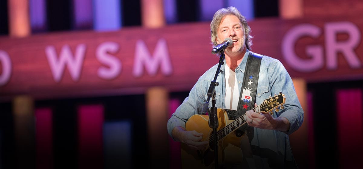Opry Shop Appearance with Darryl Worley