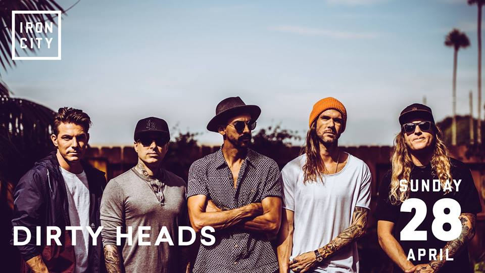 Live Music with Dirty Heads & The Hip Abduction