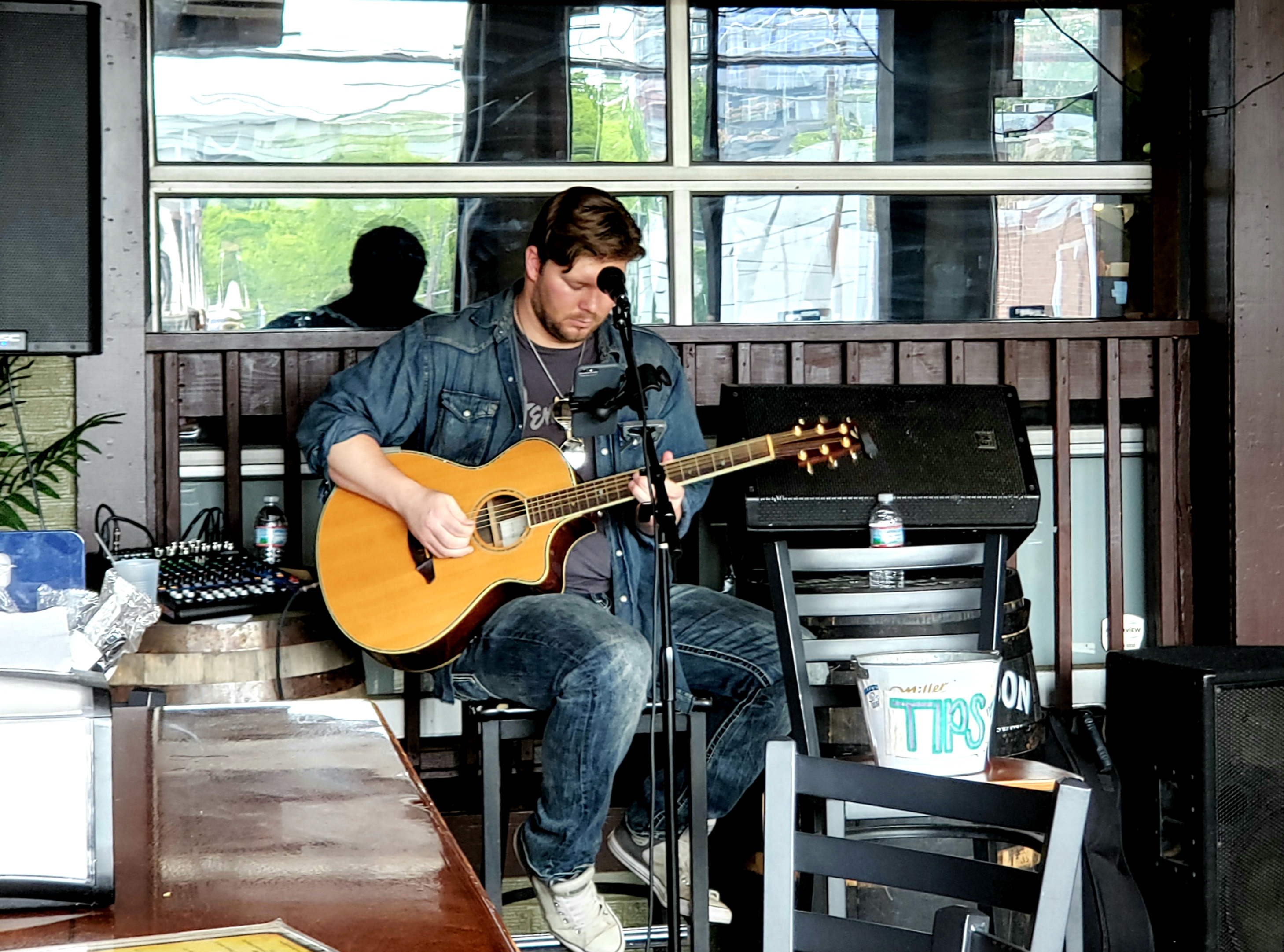 Patio Music w/ Grady James & more!