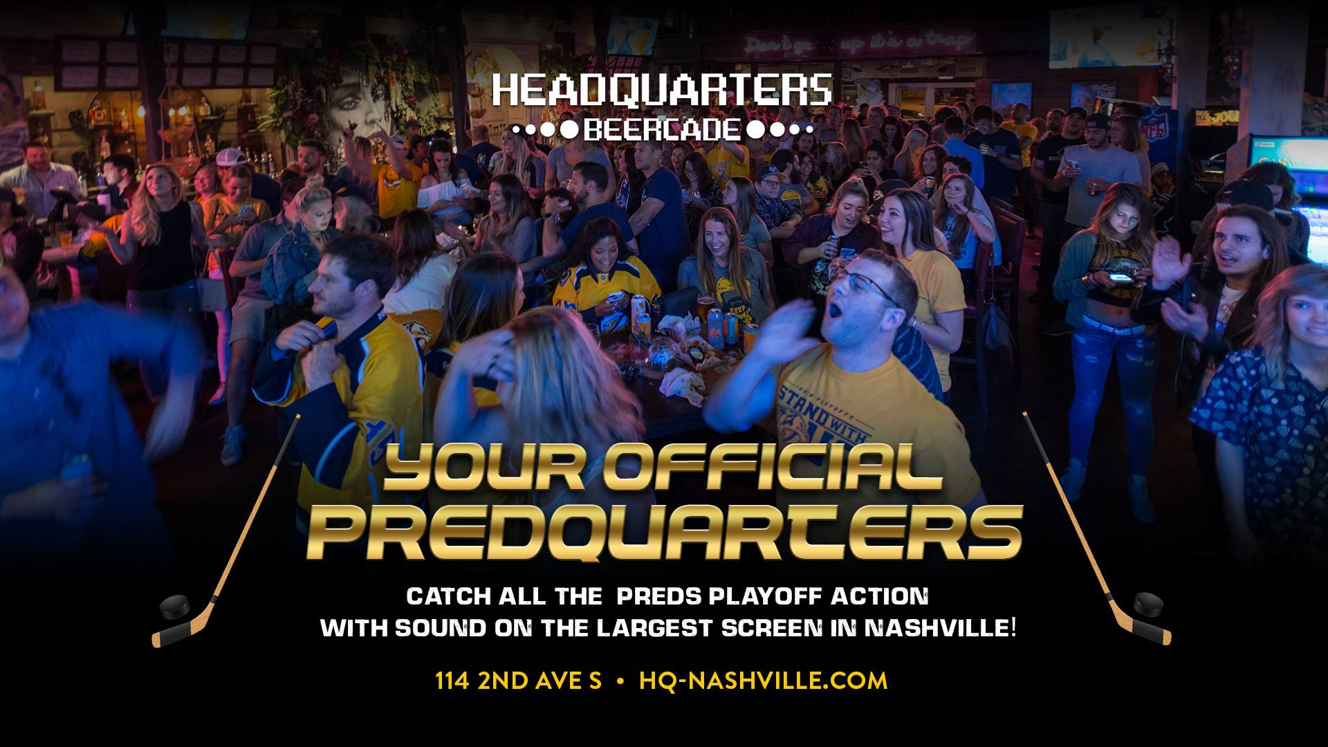 Nashville Predators Watch Party