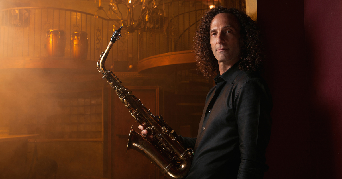 Live Music with Kenny G