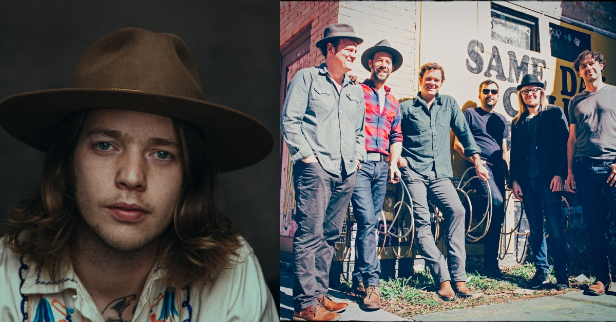 Live Music with Billy Strings & Steep Canyon Rangers