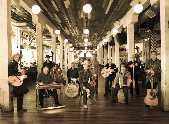 Live Music with The Time Jumpers