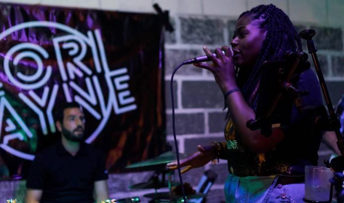 Live Performance by Lori Rayne Duo