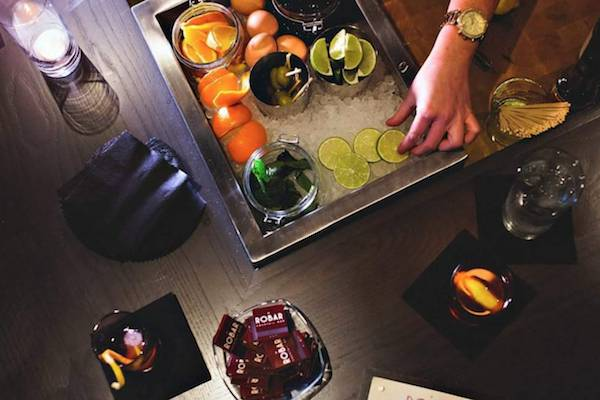 Cocktail Hour & Half Off Hors D'oeuvres