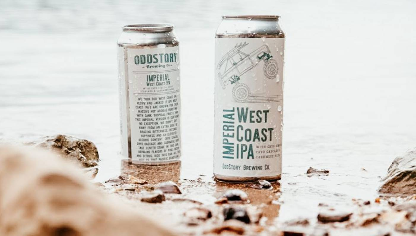 CAN RELEASE: Imperial West Coast IPA