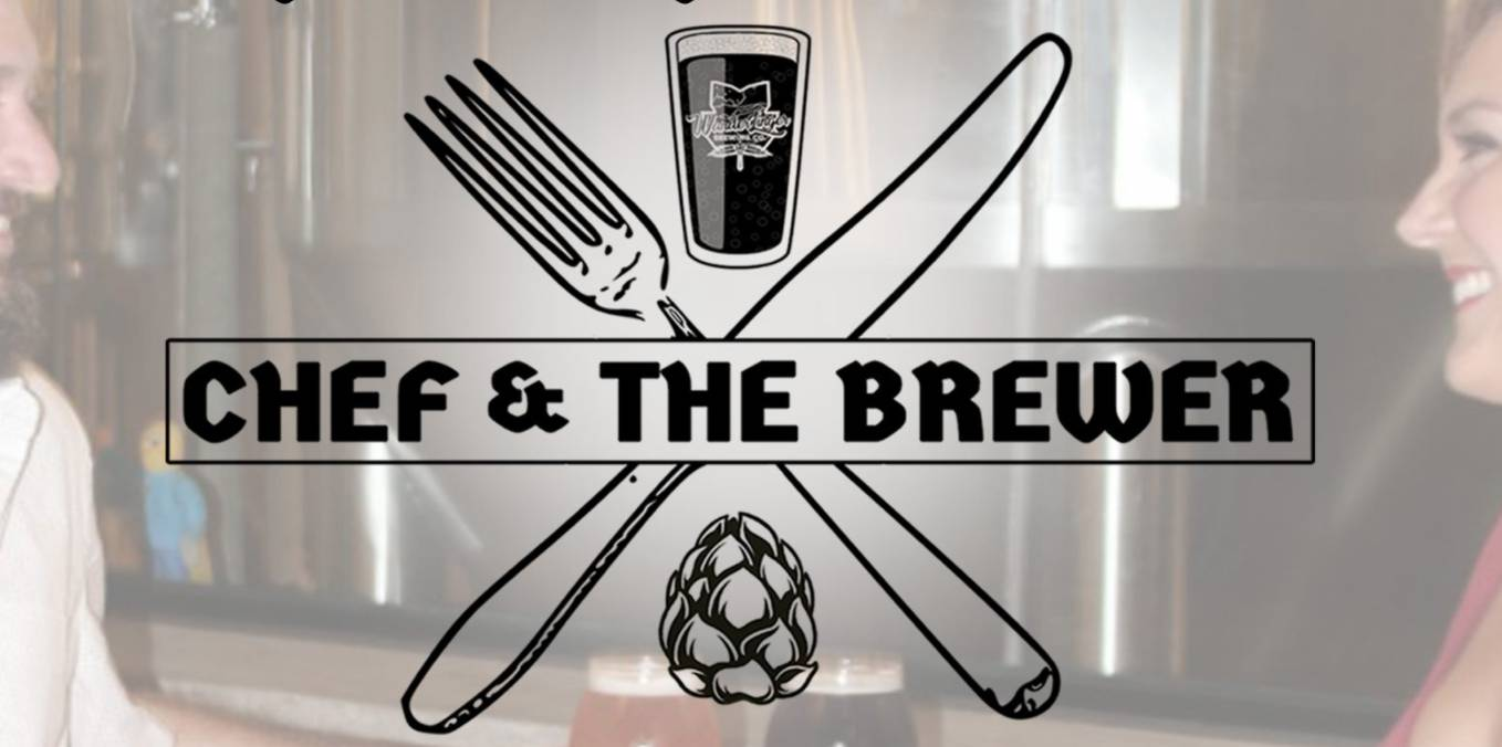 Chef & The Brewer Beer Dinner