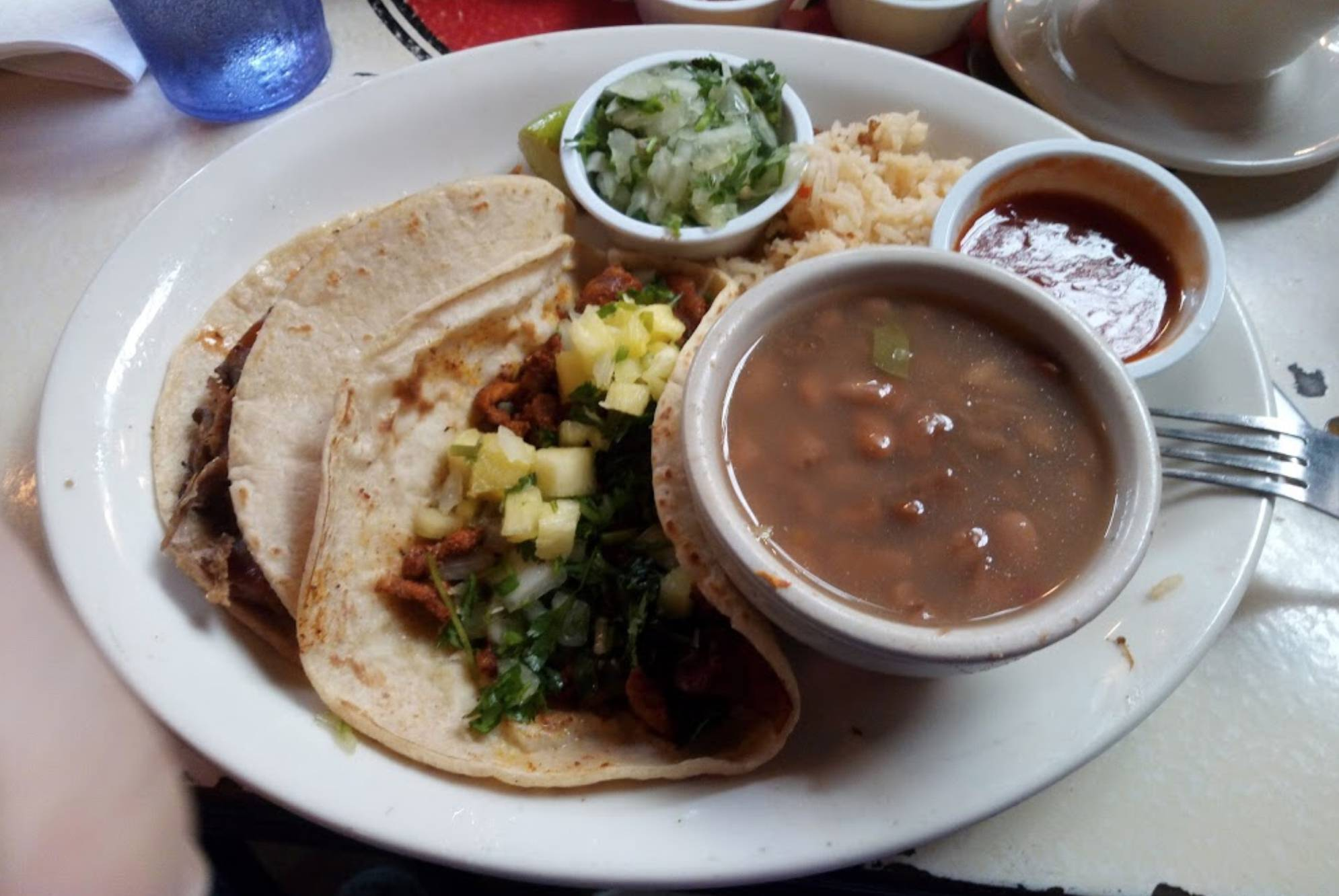 Wednesday Lunch Special: Gordita Plate
