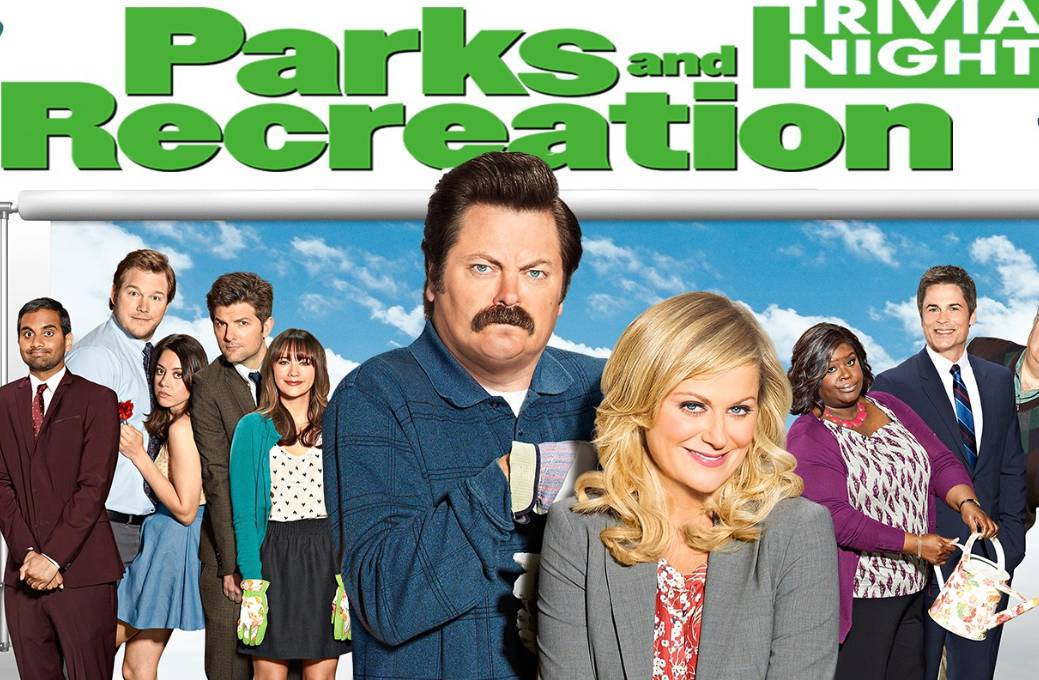 Parks and Rec Trivia Night