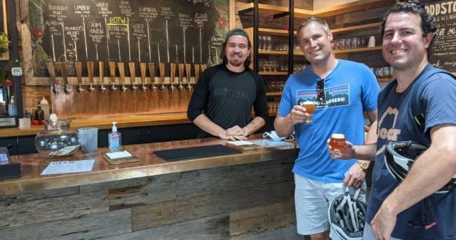 Chattanooga Bike & Brew Tour