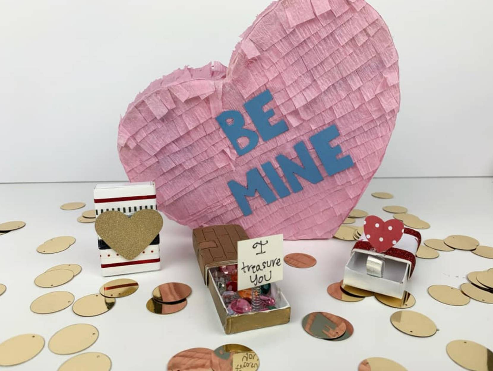 Crafternoon: Valentine's