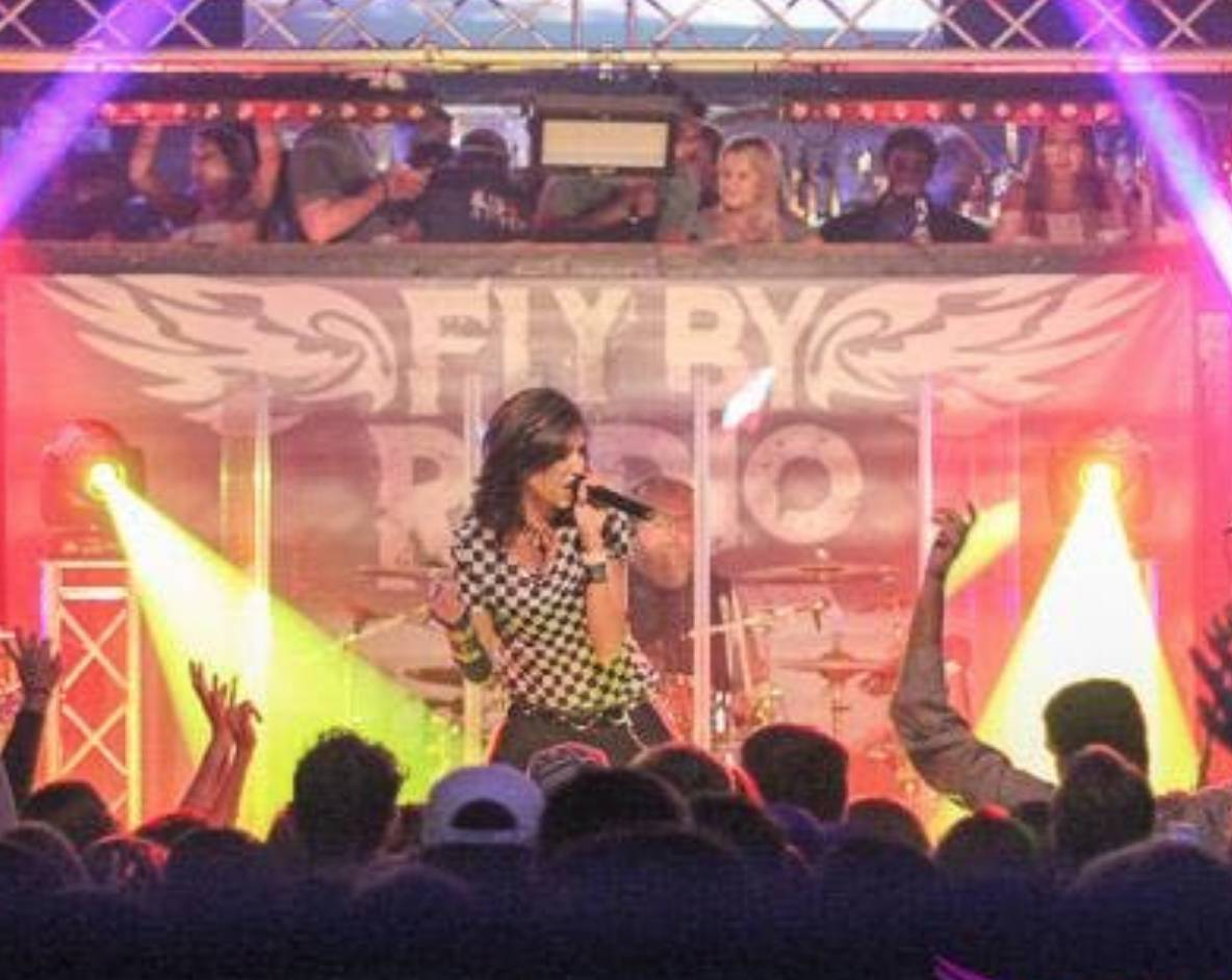 Live Music w/ Fly By Radio