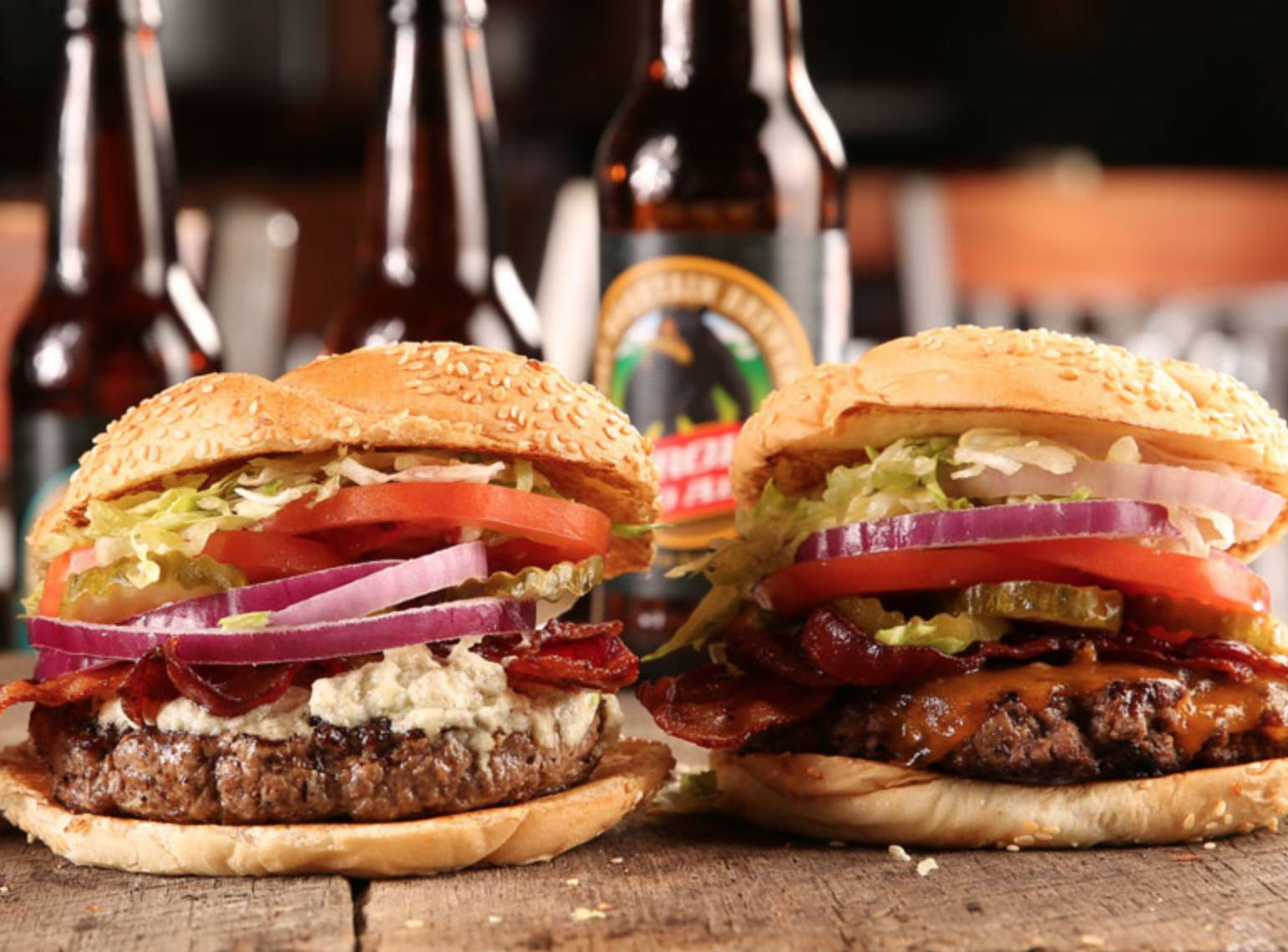$7 Burger Day 🍔