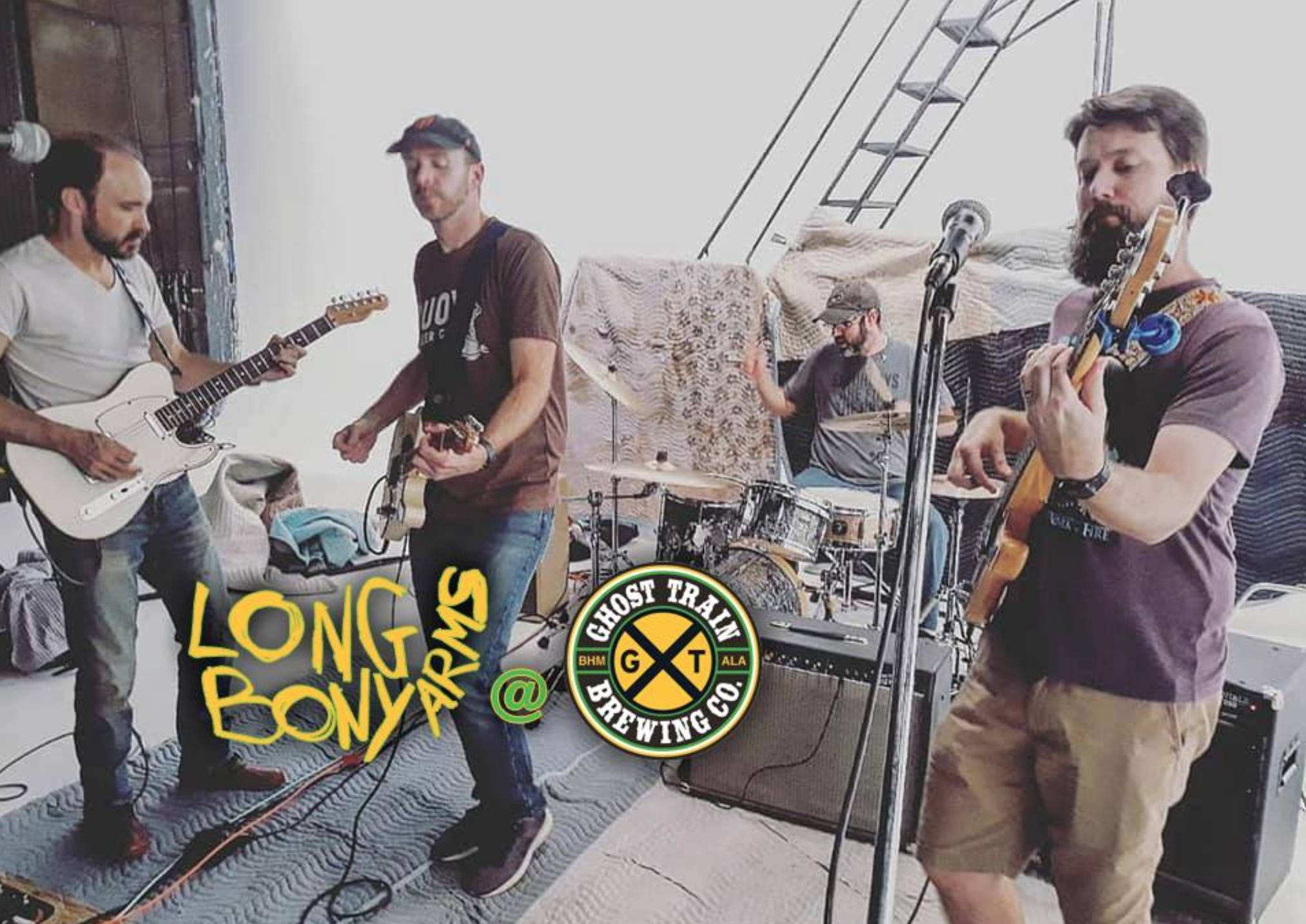 Live Music w/ Long Bony Arms