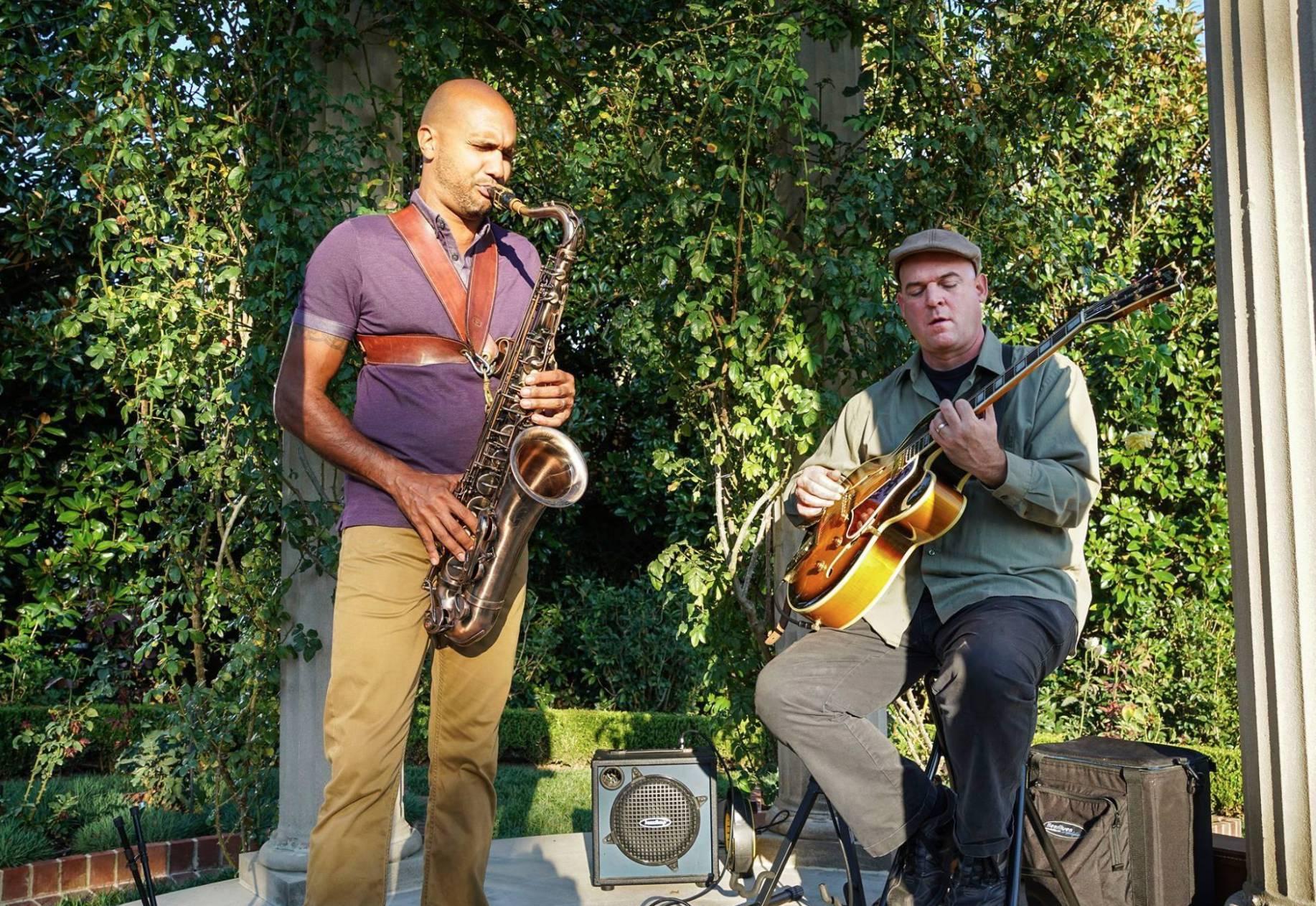Live Jazz (7pm) & Happy Hour (3-6)