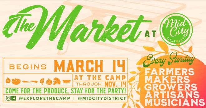 The Market at MidCity - Opening Day!