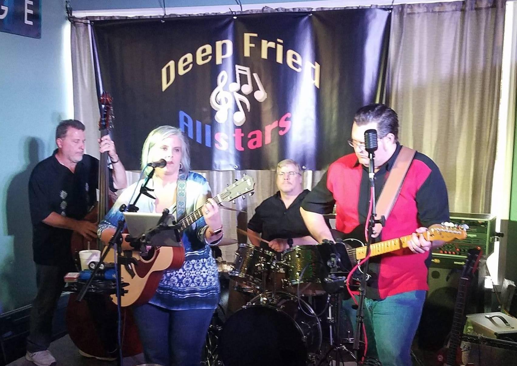 Live Music w/ Deep Fried Allstars