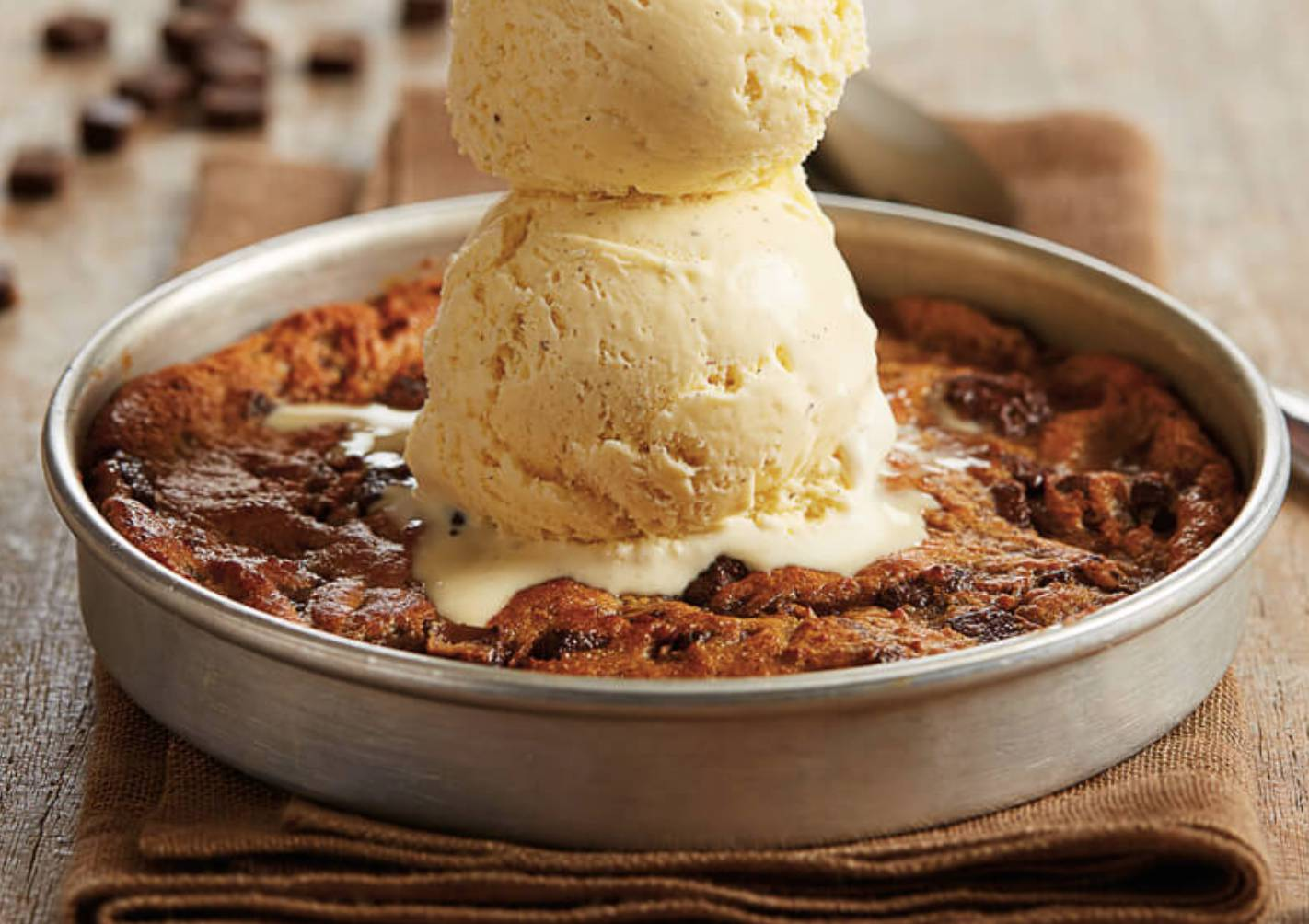 $3 Pizookie Day
