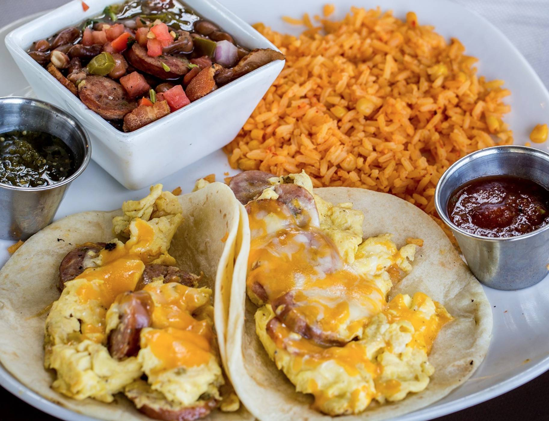 Brunch Buffet (til 3pm) w/ $2 Mimosas