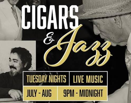 Jazz Night at Blend Bar