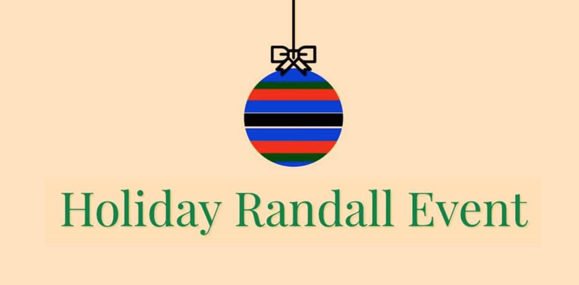 Holiday Randall Event