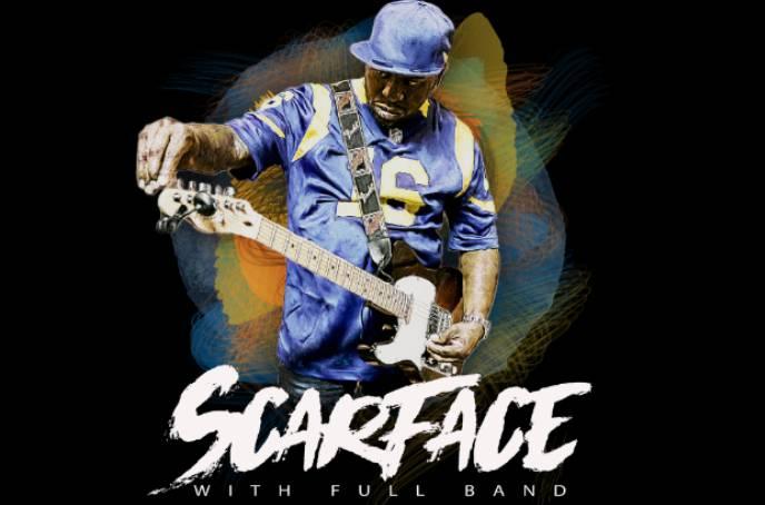 SCARFACE w/ Live Band